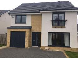 Detached House For Sale  Ferniegair Lanarkshire ML3