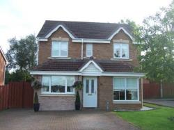 Detached House To Let  Carfin Lanarkshire ML1
