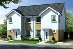 Semi Detached House For Sale  Gourock Inverclyde PA19