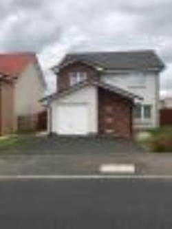 Detached House To Let  Airdrie Lanarkshire ML6