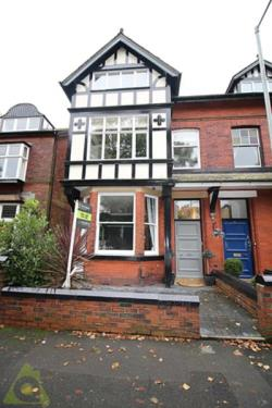End Terrace House To Let  Bolton Greater Manchester BL1