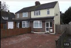 Semi Detached House To Let  Luton Bedfordshire LU4