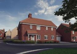 Detached House For Sale  Moggerhanger Bedfordshire MK44