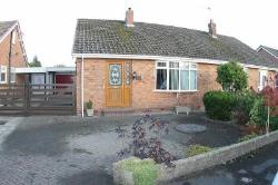 Semi - Detached Bungalow For Sale  Northwich Cheshire CW8