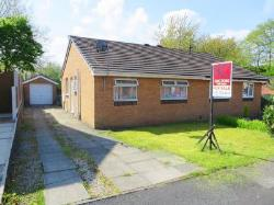 Semi - Detached Bungalow For Sale Chesham Bury Greater Manchester BL9