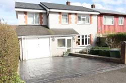 Semi Detached House For Sale  Cwmbran Torfaen NP44