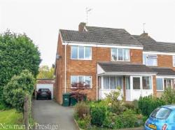 Semi Detached House For Sale  Stivichall - UNEXPECTEDLY RE- AVAILABLE West Midlands CV3