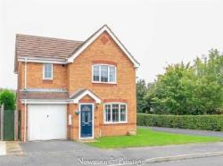Detached House For Sale  Keresley - Conservatory and Garage Conversion West Midlands CV7