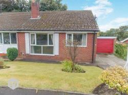 Semi - Detached Bungalow For Sale  Bolton Greater Manchester BL7