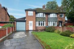 Semi Detached House For Sale  Warrington Cheshire WA1