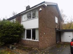 Semi Detached House For Sale  Warrington Greater Manchester WA3