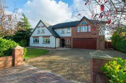 Detached House For Sale  Warrington Greater Manchester WA3
