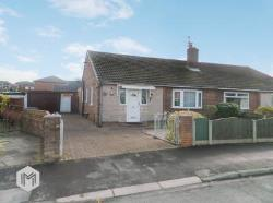Semi - Detached Bungalow For Sale  Wigan Greater Manchester WN2