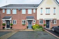 Terraced House For Sale  Weston Coyney Staffordshire ST3