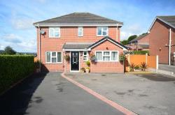 Detached House For Sale  Cheadle Staffordshire ST10