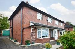 Semi Detached House For Sale  Trent Vale Staffordshire ST4