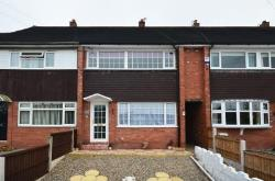 Terraced House To Let  Berryhill Staffordshire ST2