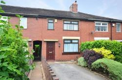 Terraced House To Let  Stoke-on-Trent  Staffordshire ST3