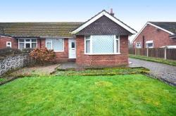 Semi - Detached Bungalow For Sale  Catchem's Corner Staffordshire ST3