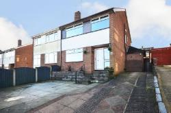 Semi Detached House For Sale  Meir Heath Staffordshire ST3