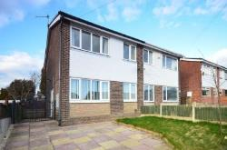Semi Detached House For Sale  Adderley Green  Staffordshire ST3