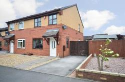 Semi Detached House For Sale  Bentilee  Staffordshire ST2