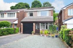Detached House For Sale  Gravelley Bank Staffordshire ST3