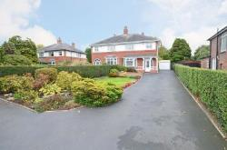 Semi Detached House For Sale  Weston Coyney Staffordshire ST3