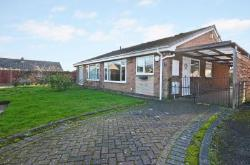 Semi - Detached Bungalow For Sale  Meir  Staffordshire ST3