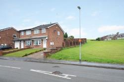 Semi Detached House For Sale  Stoke-On-Trent Staffordshire ST10