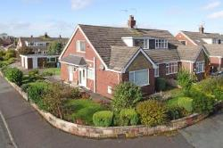 Semi - Detached Bungalow For Sale  Stoke-on-Trent Staffordshire ST3