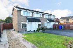 Terraced House For Sale  Stoke-on-Trent Staffordshire ST3