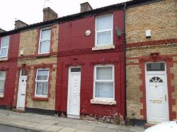 Terraced House To Let  Liverpool Merseyside L8