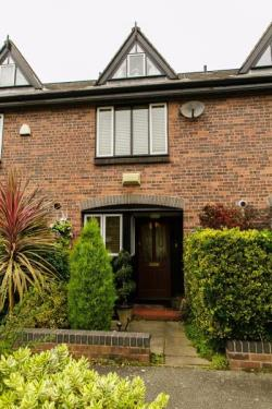 Terraced House For Sale  Frodsham Cheshire WA6