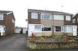 Semi Detached House For Sale  WETHERBY West Yorkshire LS22