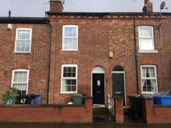Terraced House To Let  Altrincham Greater Manchester WA15