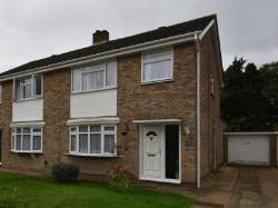 Semi Detached House To Let  Bedford Bedfordshire MK40