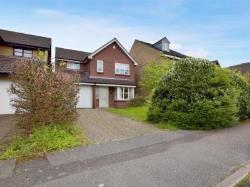 Detached House For Sale  Cambridge Cambridgeshire CB4