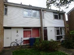 Terraced House To Let  Off Manhattan Drive Cambridgeshire CB4