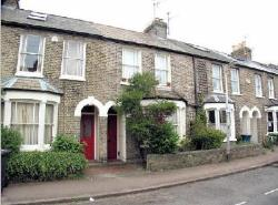 Terraced House To Let  Mawson Road Cambridgeshire CB1