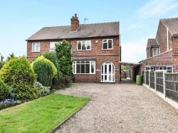 Semi Detached House For Sale  Nottingham Leicestershire NG13