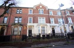 Flat To Let  38 Hartington Street Derbyshire DE23
