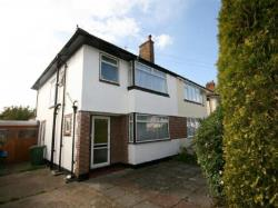 Semi Detached House To Let  West Ewell Surrey KT19