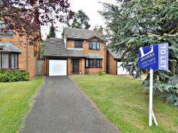 Detached House To Let  Newcastle Under Lyme Staffordshire ST5
