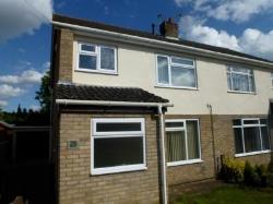 Semi Detached House To Let  Great Stukeley Cambridgeshire PE28