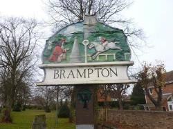 Semi Detached House To Let  Brampton Cambridgeshire PE28
