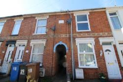 Terraced House To Let  Ipswich Suffolk IP3