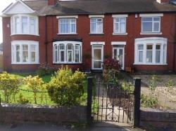 Terraced House For Sale  Coventry West Midlands CV3