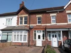 Terraced House To Let  Moseley West Midlands B13