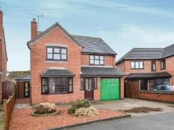 Detached House For Sale  Loughborough Leicestershire LE11